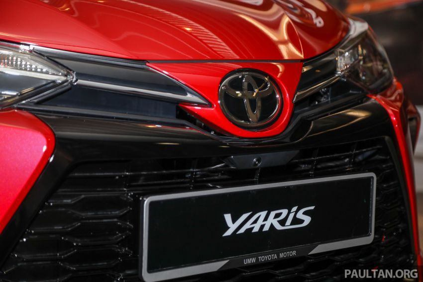 GALLERY: 2021 Toyota Yaris 1.5G facelift – RM84,808 Image #1226562