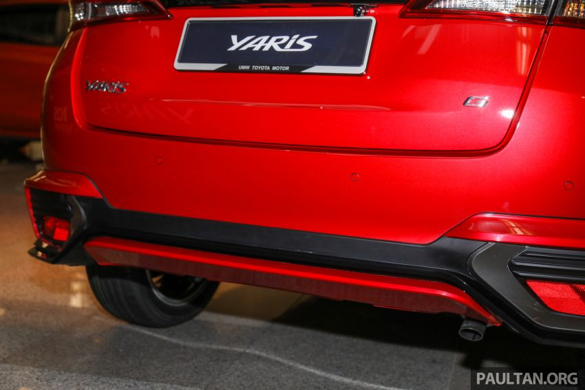 GALLERY: 2021 Toyota Yaris 1.5G facelift – RM84,808 Image #1226588