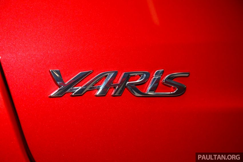 GALLERY: 2021 Toyota Yaris 1.5G facelift – RM84,808 Image #1226592