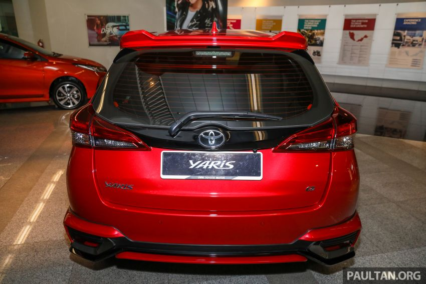 GALLERY: 2021 Toyota Yaris 1.5G facelift – RM84,808 Image #1226554