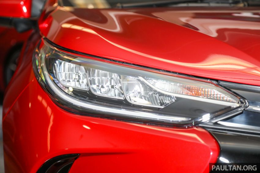 GALLERY: 2021 Toyota Yaris 1.5G facelift – RM84,808 Image #1226559