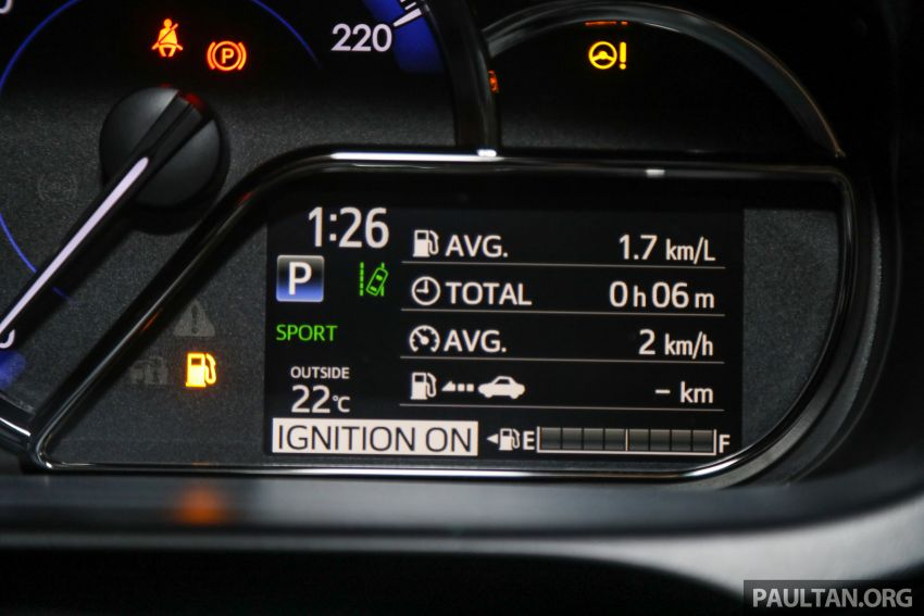 GALLERY: 2021 Toyota Yaris 1.5G facelift – RM84,808 Image #1226610