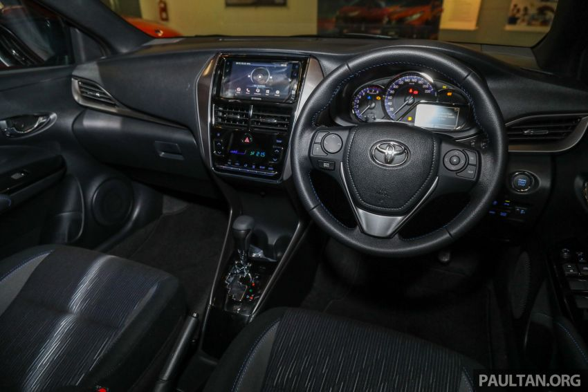 GALLERY: 2021 Toyota Yaris 1.5G facelift – RM84,808 Image #1226707