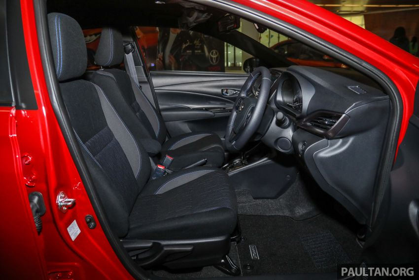 GALLERY: 2021 Toyota Yaris 1.5G facelift – RM84,808 Image #1226714