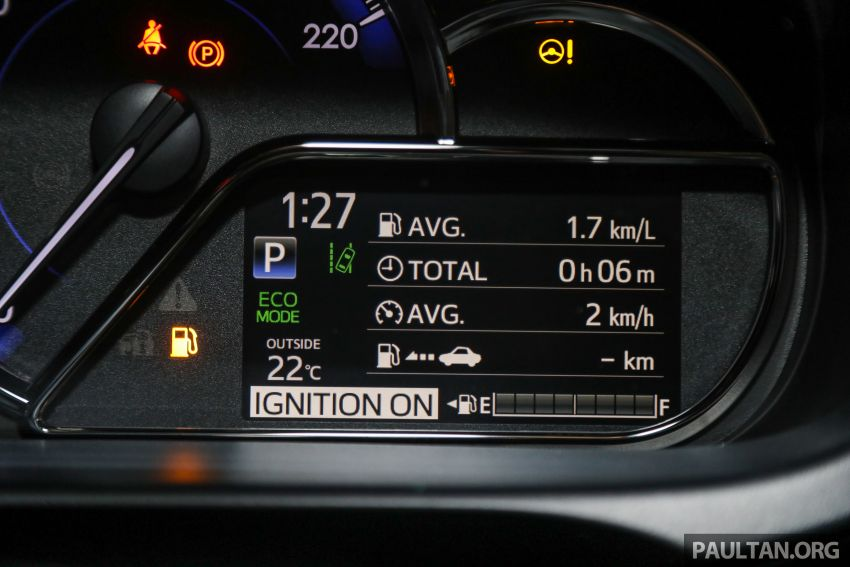 GALLERY: 2021 Toyota Yaris 1.5G facelift – RM84,808 Image #1226612