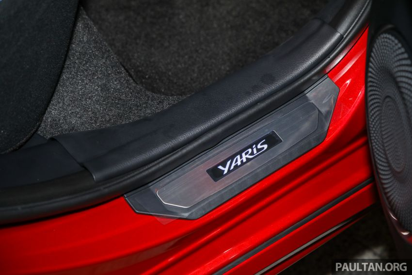 GALLERY: 2021 Toyota Yaris 1.5G facelift – RM84,808 Image #1226740