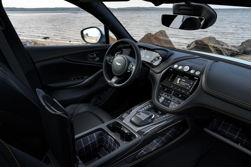 2021 Aston Martin DBX Bowmore Edition: 18 units only Image #1221173