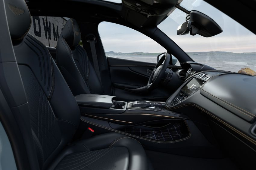 2021 Aston Martin DBX Bowmore Edition: 18 units only Image #1221174