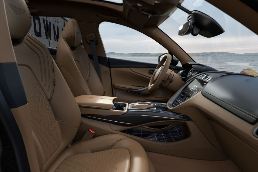 2021 Aston Martin DBX Bowmore Edition: 18 units only Image #1221175