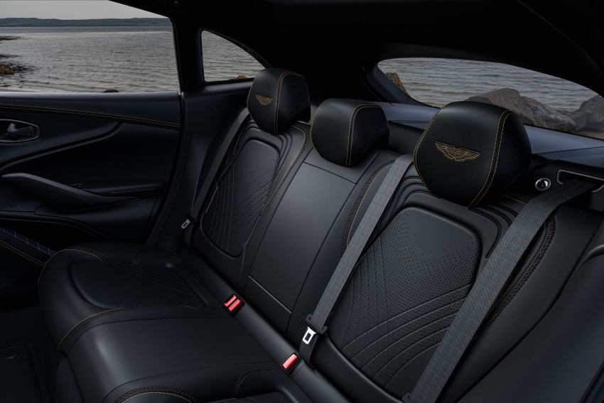 2021 Aston Martin DBX Bowmore Edition: 18 units only Image #1221159