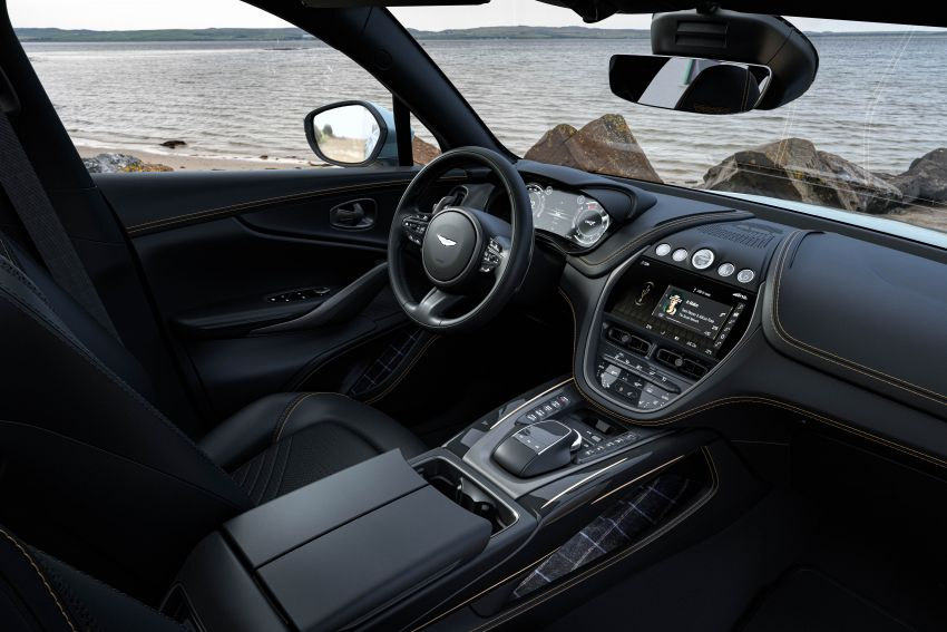 2021 Aston Martin DBX Bowmore Edition: 18 units only Image #1221182