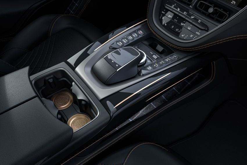 2021 Aston Martin DBX Bowmore Edition: 18 units only Image #1221161