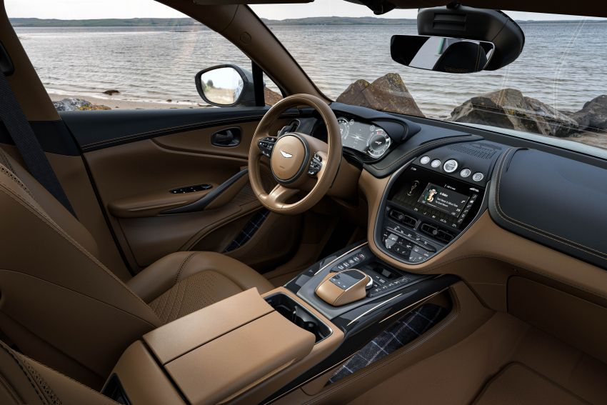 2021 Aston Martin DBX Bowmore Edition: 18 units only Image #1221163