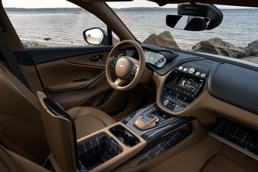 2021 Aston Martin DBX Bowmore Edition: 18 units only Image #1221169