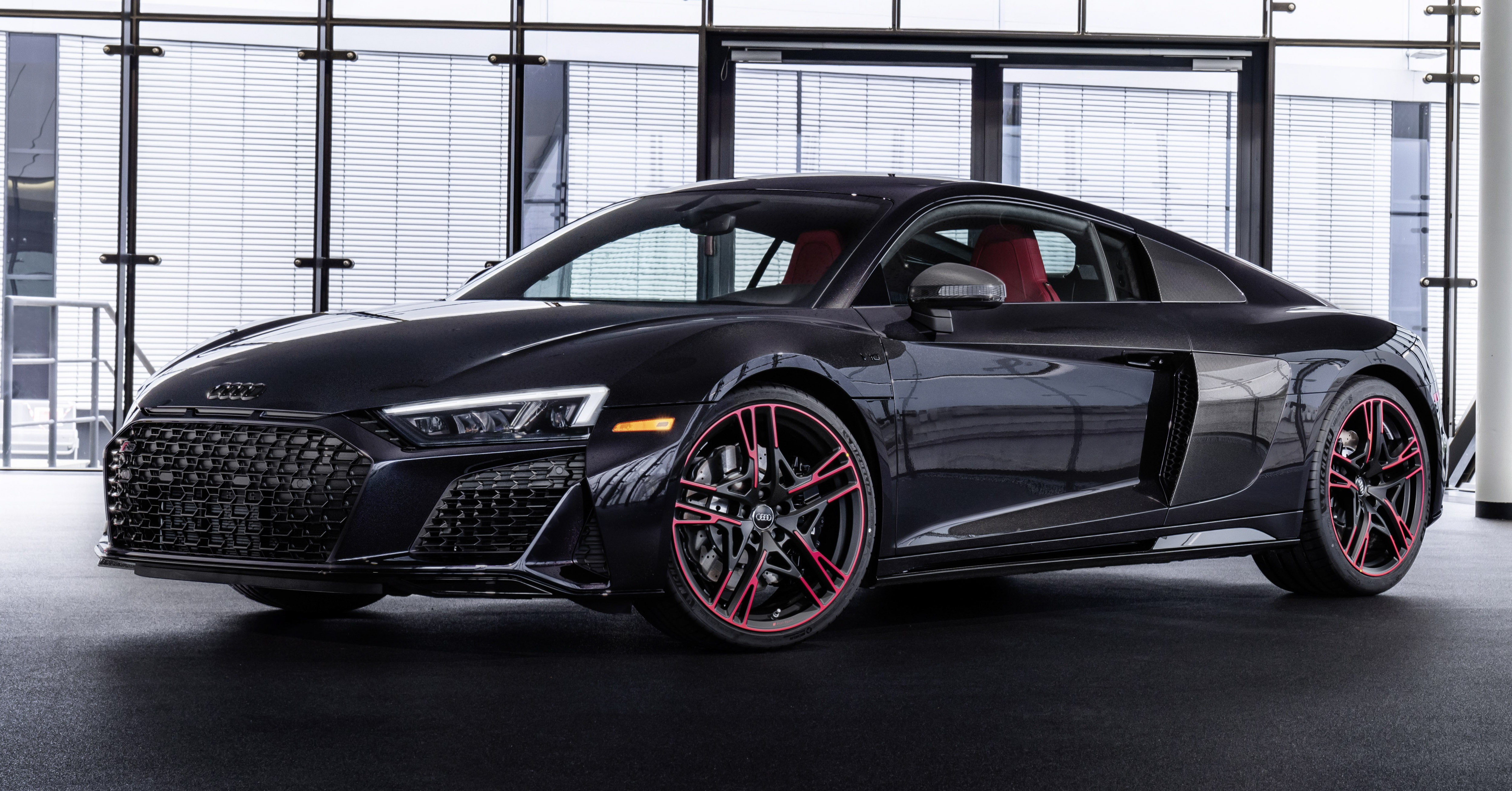 2021 Audi R8 Rwd Panther Edition Debuts In The Us Paultan Org