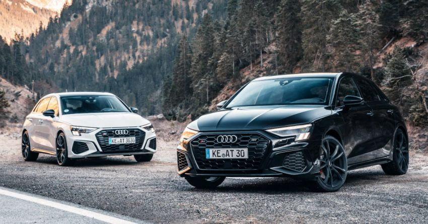 2021 Audi S3 gets ABT tuning – 370 PS and 450 Nm Image #1229145