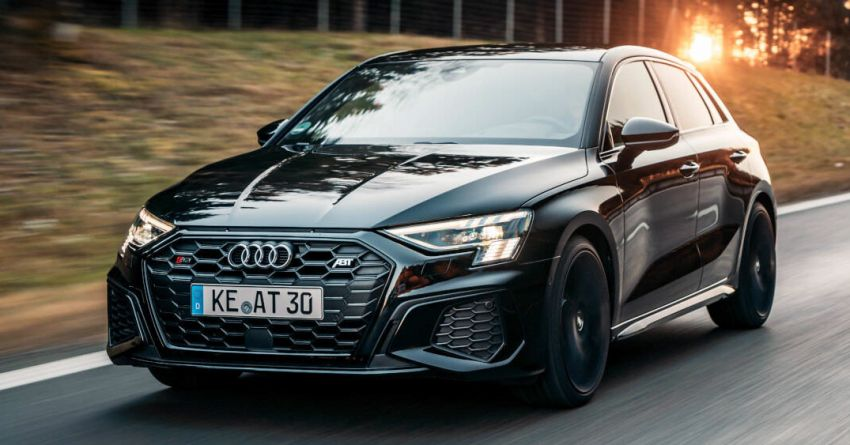 2021 Audi S3 gets ABT tuning – 370 PS and 450 Nm Image #1229155