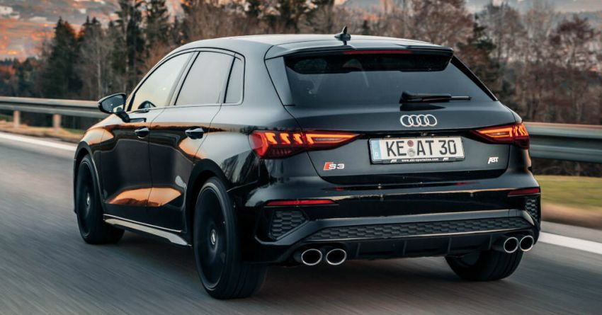 2021 Audi S3 gets ABT tuning – 370 PS and 450 Nm Image #1229156