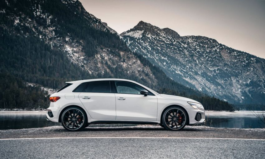 2021 Audi S3 gets ABT tuning – 370 PS and 450 Nm Image #1229149