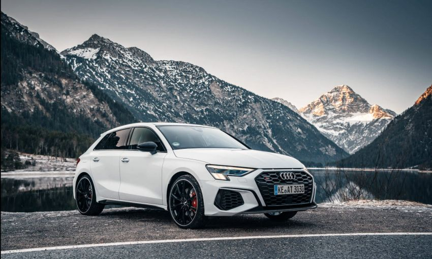 2021 Audi S3 gets ABT tuning – 370 PS and 450 Nm Image #1229151