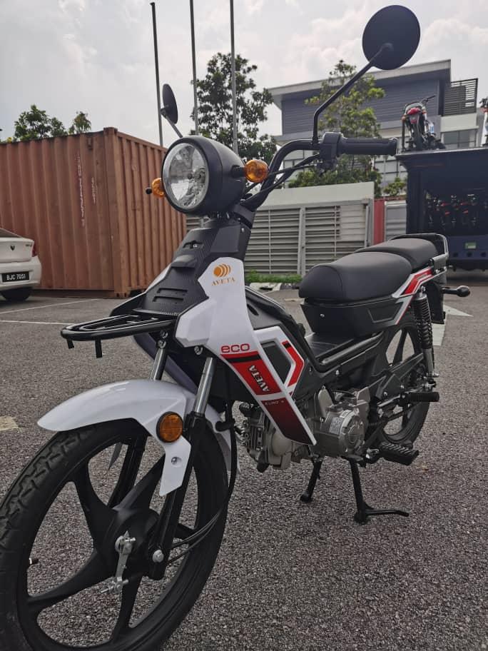 2021 Aveta Ranger 110 on sale in Malaysia, RM3,280 Image #1222760
