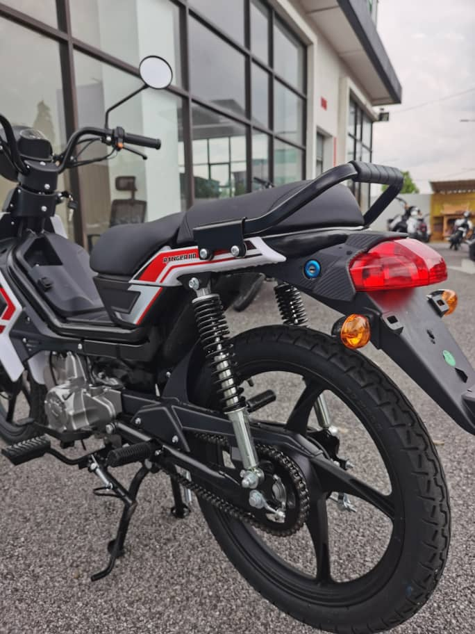 2021 Aveta Ranger 110 on sale in Malaysia, RM3,280 Image #1222758