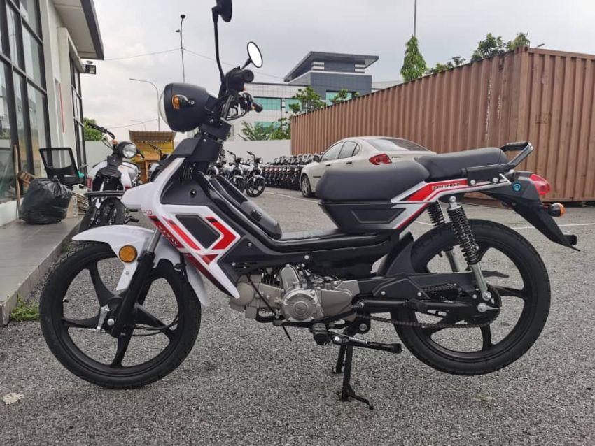 2021 Aveta Ranger 110 on sale in Malaysia, RM3,280 Image #1222759