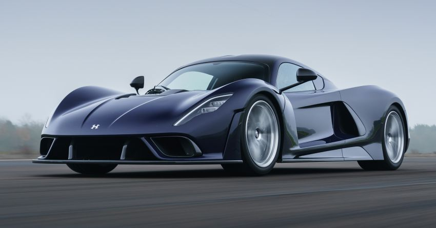 2021 Hennessey Venom F5 debuts – 6.6L twin-turbo V8, 1,817 hp & 1,617 Nm, over 500 km/h top speed! Image #1224335