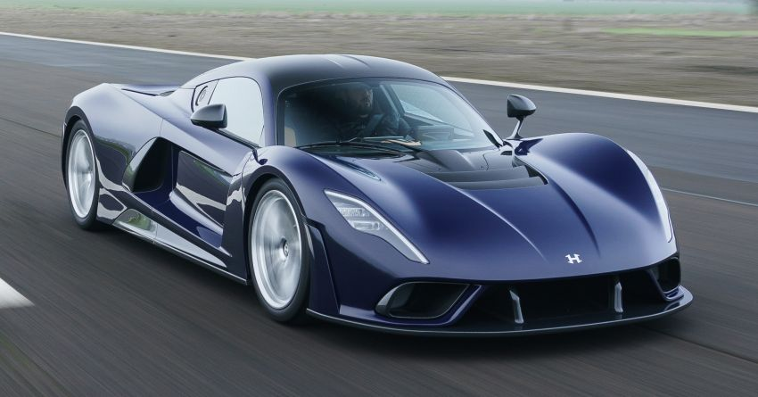 2021 Hennessey Venom F5 debuts – 6.6L twin-turbo V8, 1,817 hp & 1,617 Nm, over 500 km/h top speed! Image #1224344