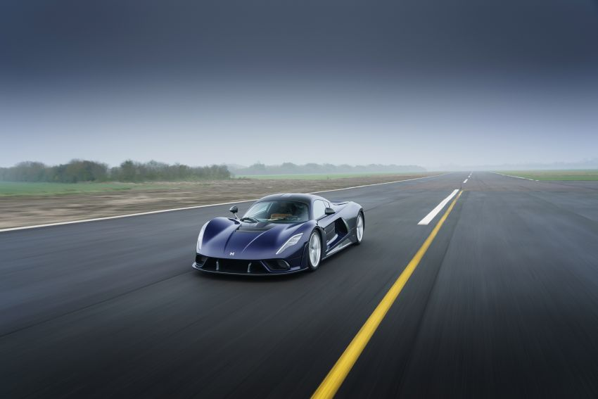 2021 Hennessey Venom F5 debuts – 6.6L twin-turbo V8, 1,817 hp & 1,617 Nm, over 500 km/h top speed! Image #1224346