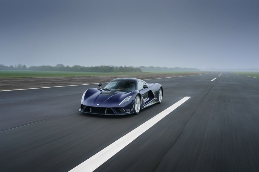 2021 Hennessey Venom F5 debuts – 6.6L twin-turbo V8, 1,817 hp & 1,617 Nm, over 500 km/h top speed! Image #1224347