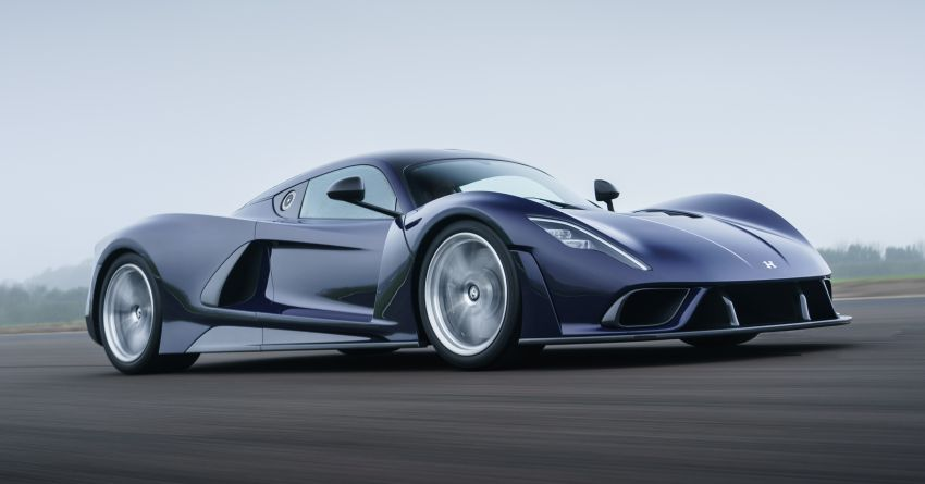 2021 Hennessey Venom F5 debuts – 6.6L twin-turbo V8, 1,817 hp & 1,617 Nm, over 500 km/h top speed! Image #1224336