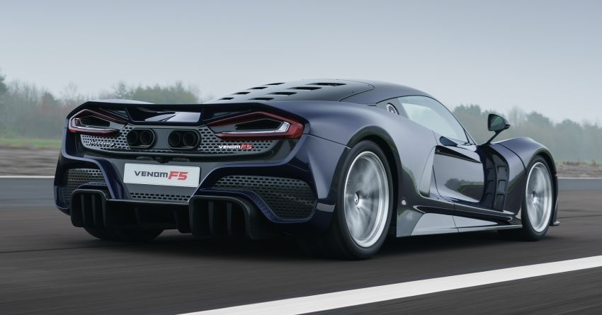 2021 Hennessey Venom F5 debuts – 6.6L twin-turbo V8, 1,817 hp & 1,617 Nm, over 500 km/h top speed! Image #1224337