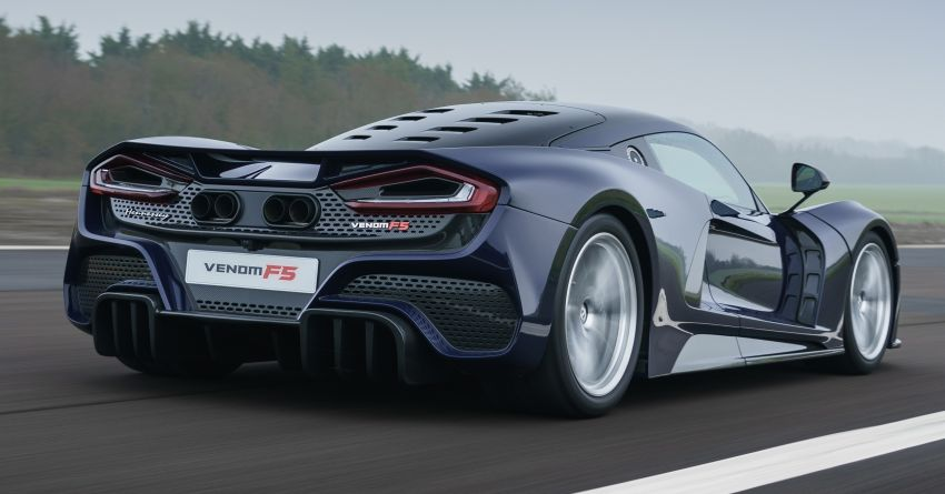 2021 Hennessey Venom F5 debuts – 6.6L twin-turbo V8, 1,817 hp & 1,617 Nm, over 500 km/h top speed! Image #1224338
