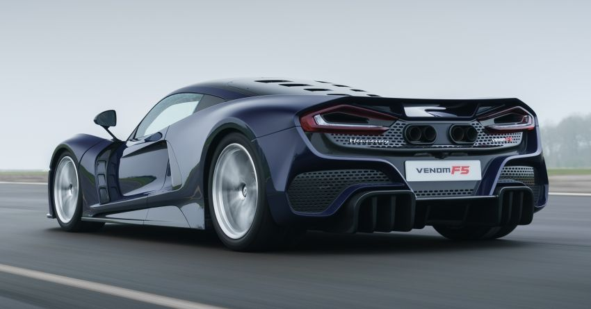 2021 Hennessey Venom F5 debuts – 6.6L twin-turbo V8, 1,817 hp & 1,617 Nm, over 500 km/h top speed! Image #1224339