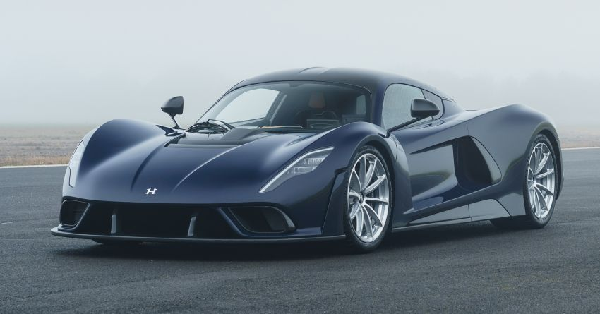 2021 Hennessey Venom F5 debuts – 6.6L twin-turbo V8, 1,817 hp & 1,617 Nm, over 500 km/h top speed! Image #1224362