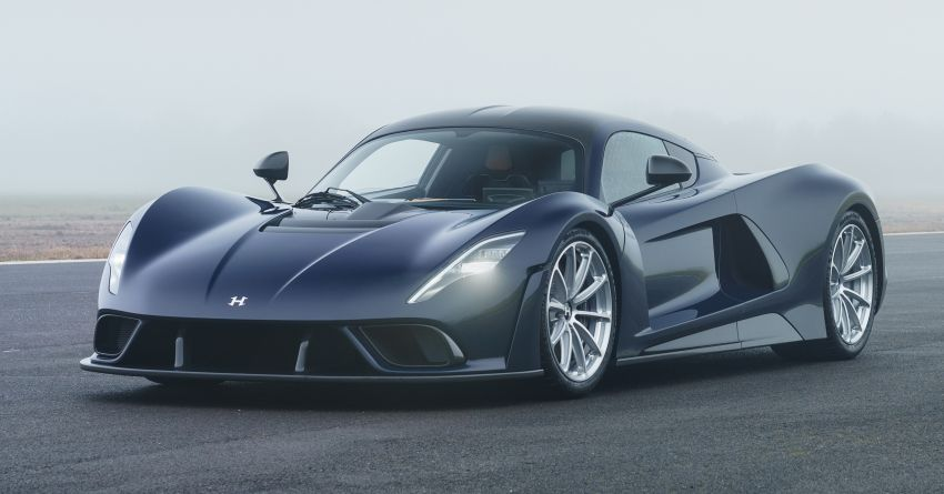 2021 Hennessey Venom F5 debuts – 6.6L twin-turbo V8, 1,817 hp & 1,617 Nm, over 500 km/h top speed! Image #1224363
