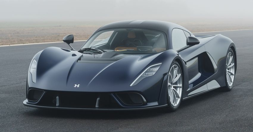 2021 Hennessey Venom F5 debuts – 6.6L twin-turbo V8, 1,817 hp & 1,617 Nm, over 500 km/h top speed! Image #1224364