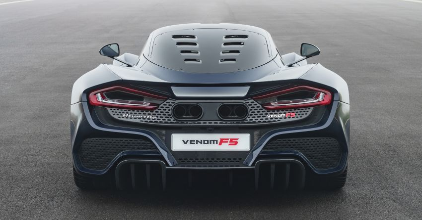 2021 Hennessey Venom F5 debuts – 6.6L twin-turbo V8, 1,817 hp & 1,617 Nm, over 500 km/h top speed! Image #1224366