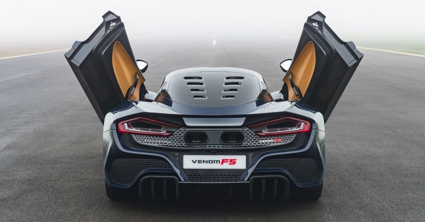 2021 Hennessey Venom F5 debuts – 6.6L twin-turbo V8, 1,817 hp & 1,617 Nm, over 500 km/h top speed! Image #1224367