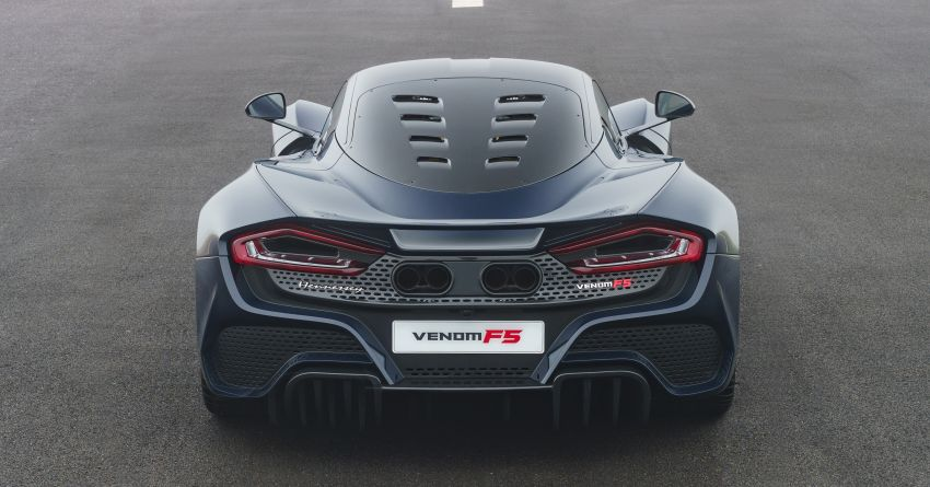 2021 Hennessey Venom F5 debuts – 6.6L twin-turbo V8, 1,817 hp & 1,617 Nm, over 500 km/h top speed! Image #1224368