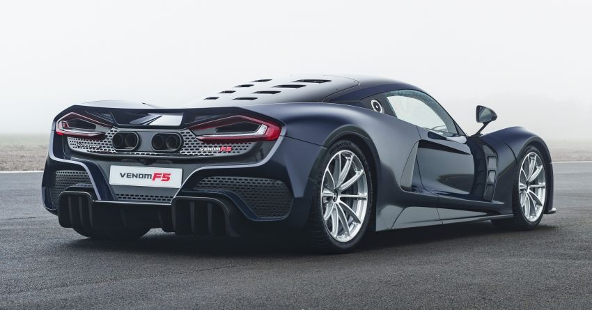 2021 Hennessey Venom F5 debuts – 6.6L twin-turbo V8, 1,817 hp & 1,617 Nm, over 500 km/h top speed! Image #1224354