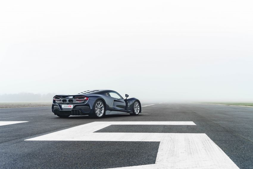 2021 Hennessey Venom F5 debuts – 6.6L twin-turbo V8, 1,817 hp & 1,617 Nm, over 500 km/h top speed! Image #1224355