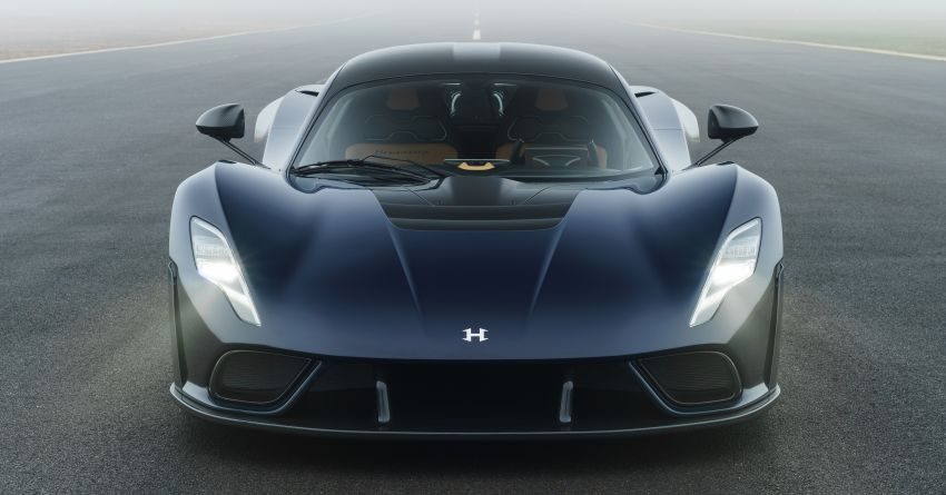 2021 Hennessey Venom F5 debuts – 6.6L twin-turbo V8, 1,817 hp & 1,617 Nm, over 500 km/h top speed! Image #1224357