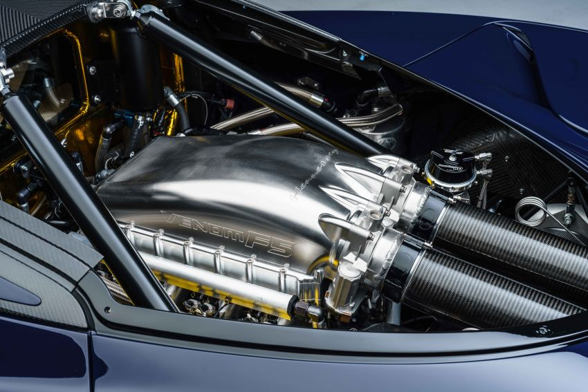 2021 Hennessey Venom F5 debuts – 6.6L twin-turbo V8, 1,817 hp & 1,617 Nm, over 500 km/h top speed! Image #1224394