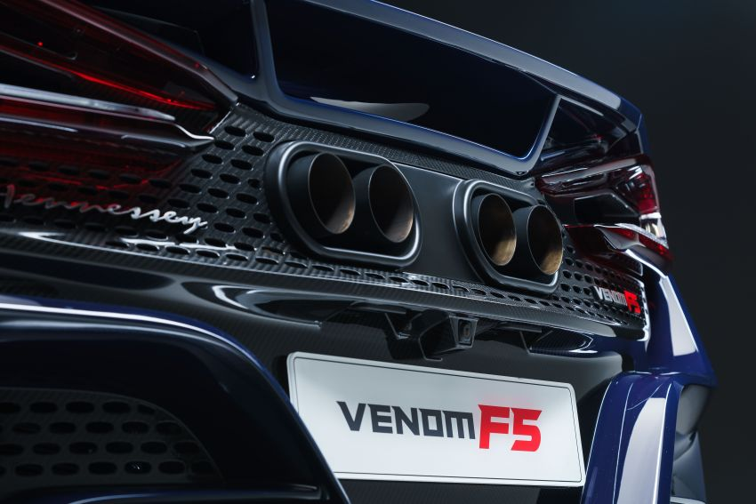 2021 Hennessey Venom F5 debuts – 6.6L twin-turbo V8, 1,817 hp & 1,617 Nm, over 500 km/h top speed! Image #1224397