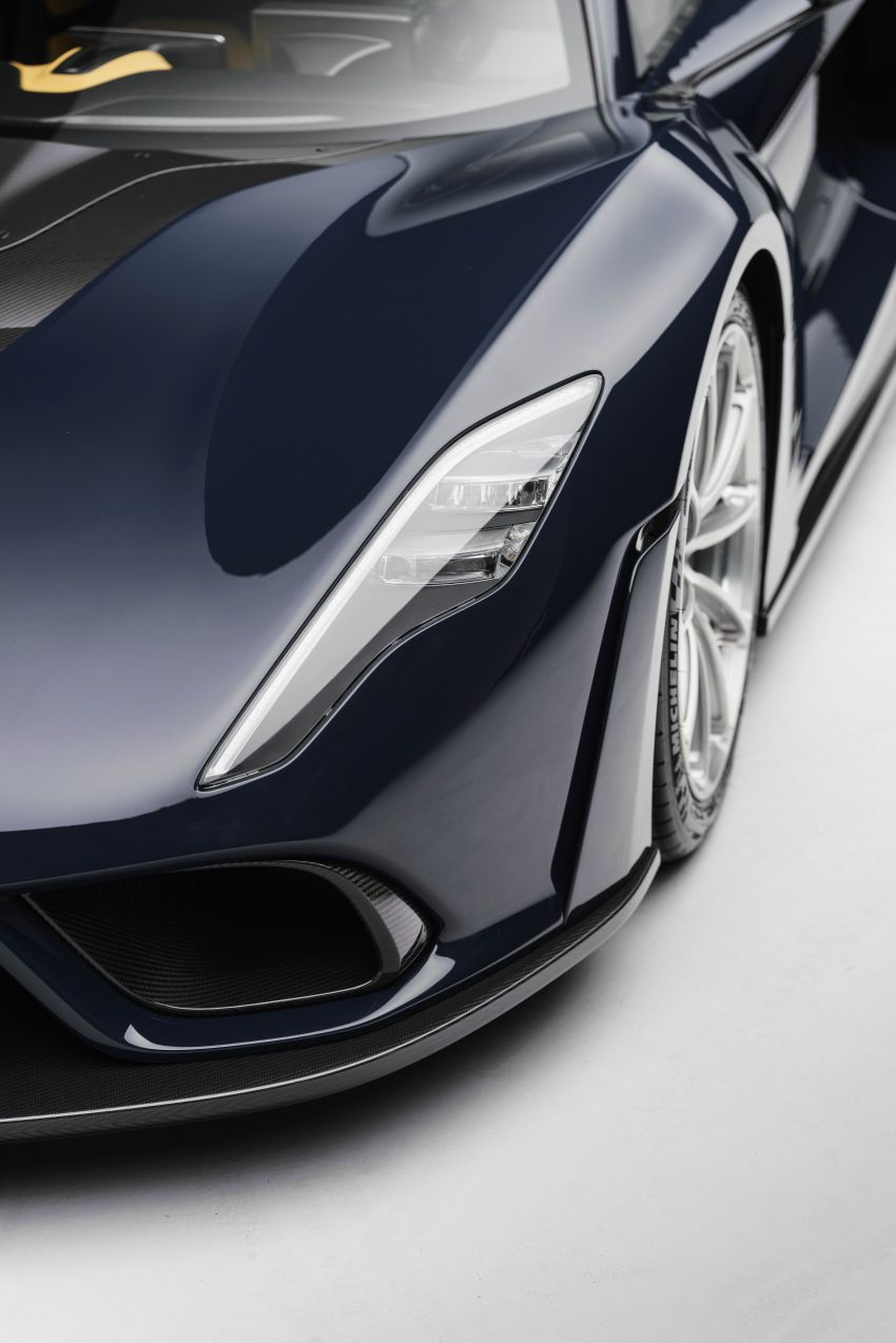 2021 Hennessey Venom F5 debuts – 6.6L twin-turbo V8, 1,817 hp & 1,617 Nm, over 500 km/h top speed! Image #1224401