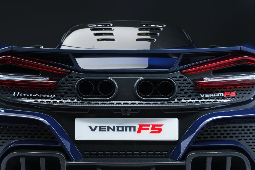 2021 Hennessey Venom F5 debuts – 6.6L twin-turbo V8, 1,817 hp & 1,617 Nm, over 500 km/h top speed! Image #1224407