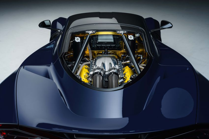 2021 Hennessey Venom F5 debuts – 6.6L twin-turbo V8, 1,817 hp & 1,617 Nm, over 500 km/h top speed! Image #1224387