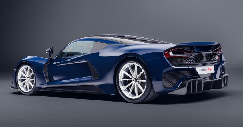 2021 Hennessey Venom F5 debuts – 6.6L twin-turbo V8, 1,817 hp & 1,617 Nm, over 500 km/h top speed! Image #1224379